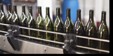 Victorianbourg Wine Estate's bottling line