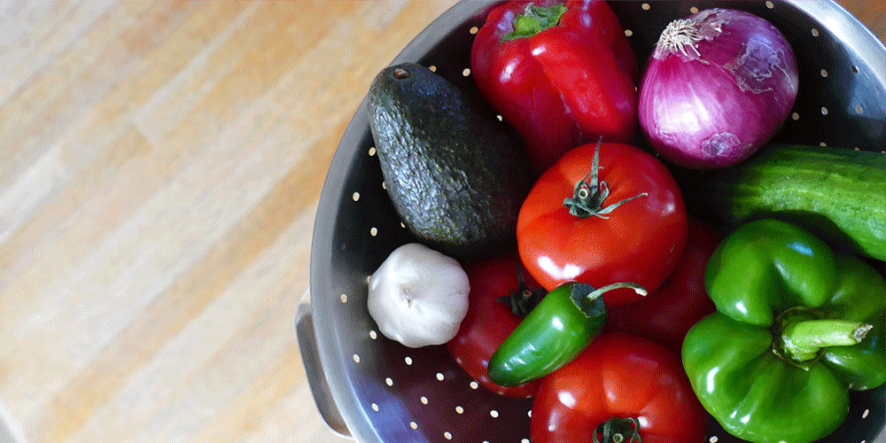 Victoria Cellars' Gazpacho Recipe Features Fresh Summer Produce