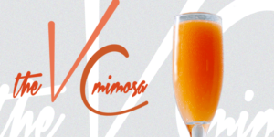Victoria Cellars' The VC Mimosa cocktail