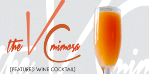 Victoria Cellars' VC Mimosa wine cocktail
